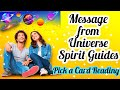 PICK A CARD- YOUR MESSAGE FROM SPIRIT GUIDES- TIMELESS- ALL SIGNS- MAGIC WANDS TAROT
