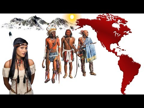 Заселение Северной и Южной Америки по новым данным ДНК древних жителей Берингии. История индейцев