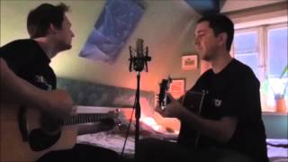 The Two Gees - Blue Island (BeeGees Cover)