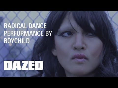 Dazed Archive: boychild  A film  Luke Gilford