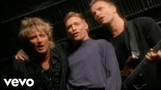Скачать Bryan Adams Rod Stewart Sting All For Love Official Music Video