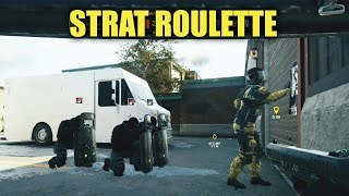THE ULTIMATE STRAT ROULETTE! - Rainbow Six Siege