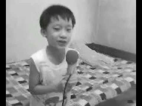 """Khanh with """"Bo la tat ca"""" _ """"Dad you are my all"""""""