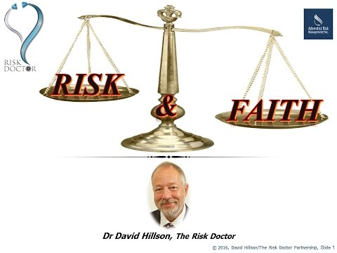 Risk Management & Faith: Complementary or Contradictory?
