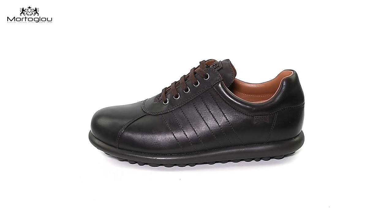 3c292ca3bfc Ανδρικά Παπούτσια Casual Camper 16002 Brown Leather - YouTube