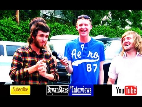 Decoder Interview Rise Records Tour 2011
