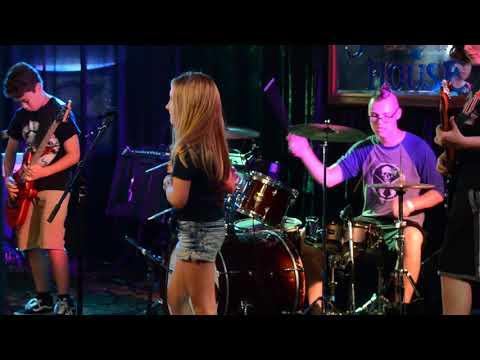 Randolph School of Rock show in Stanhope, NJ D7K 9165
