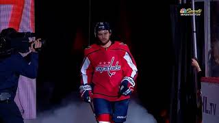 Washington Capitals Nathan Walker Introduction