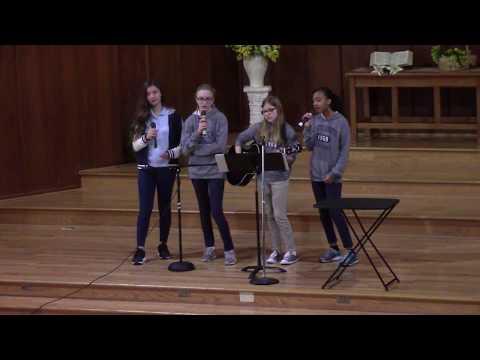 Atholton Adventist Academy Week of Prayer - Tuesday