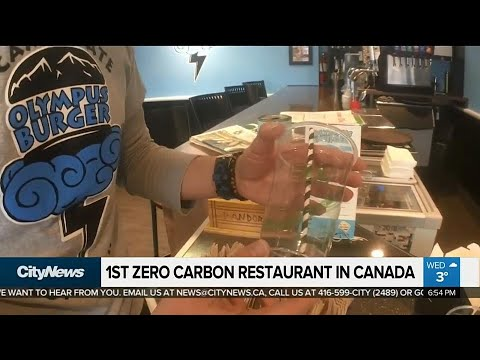 Burger joint goes carbon neutral