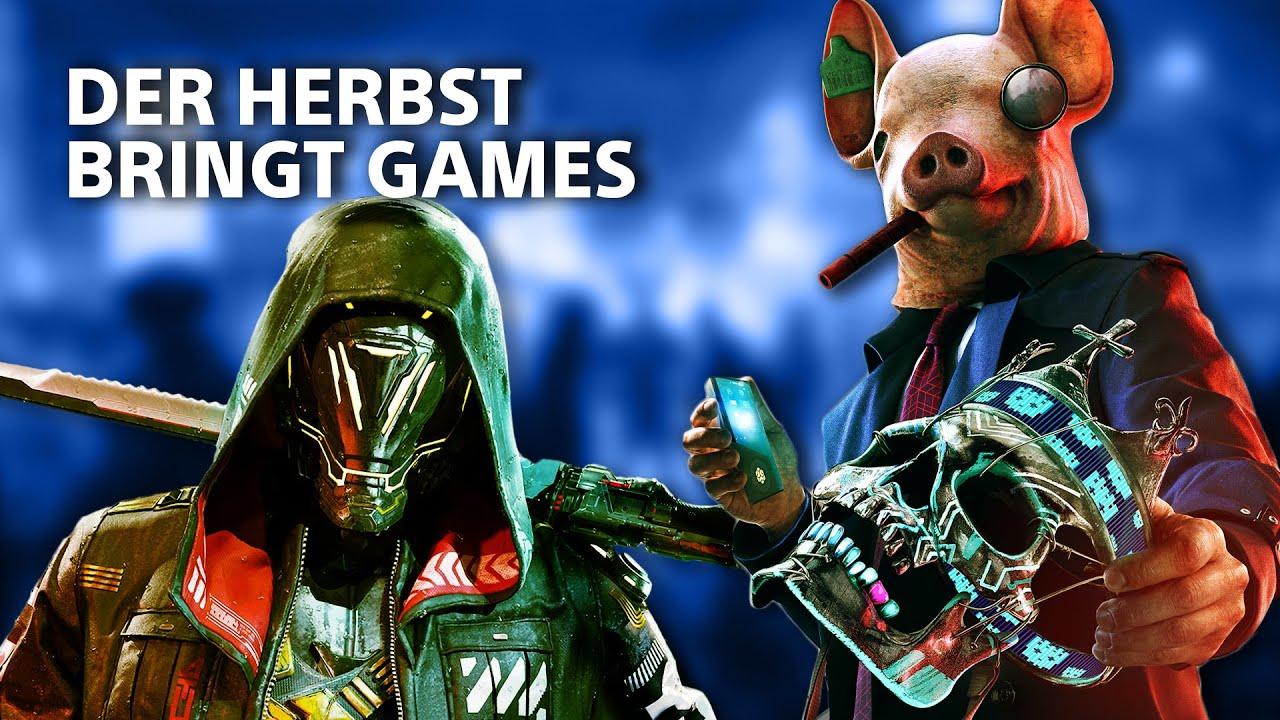 Die besten PS4 Spiele im Oktober
