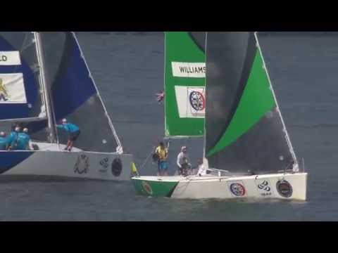 Williams takes first blood over Canfield. Qualifying at Monsoon Cup