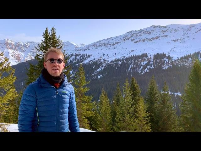 Wir treffen uns Davos noch Schnee gibt - WEF 2020