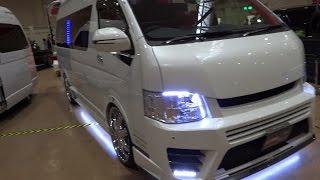 TOYOTA HIACE H200  Customcar   トヨタ ハイエース H200型カスタムカー