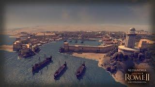 Rome 2 Total War | Asedio a Alejandría con Mayorcete y Javi