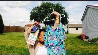 Summer Clothing Hual Thumbnail