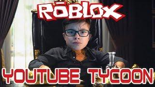 I'M DanTDM!!!! | Roblox YouTube Tycoon