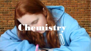Chemistry and Why I Don\