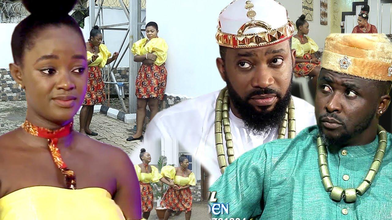 Download 2 Royal Prince & Palace Maid NEW MOVIE Season 1&2 -Fredrick Leonard/ Luchy Donalds 2020 Latest Movie