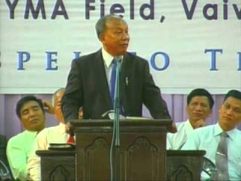 [Mizo Sermon] Rev. Dr. J. Ralbuaia - Thuthlungah i kal tha leh ang u!