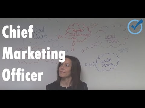 A Day In The Life Of Our Chief Marketing Officer