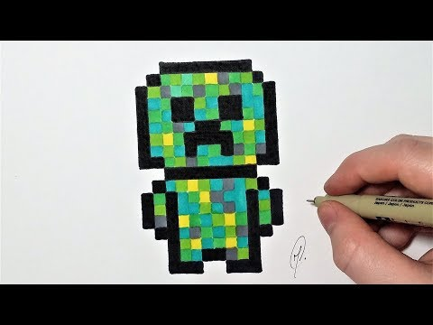 Pokemon Moon Starter Handmade Pixel Art Youtube