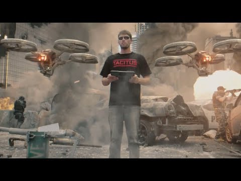 """""""Surprise"""" - Call of Duty: Black Ops 2 Live Action Trailer (ft. FPS Russia!)"""