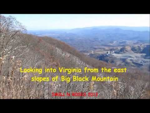 Black Mountain: Highest Point in Kentucky
