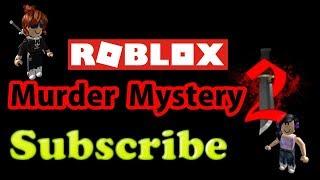 Roblox omicidio mistero 2 (ep 6)
