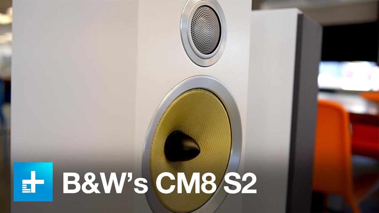 Bowers & Wilkins CM8 S2 - Hands on with the freshed CM8s speakers