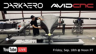 Live with DarkAero - Airplane Kit Manufacturing Company
