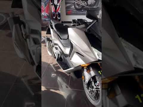 I numeri di Honda Forza 750
