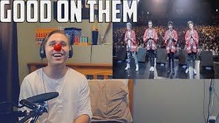 ONE DIRECTION ONE WAY OR ANOTHER (TEENAGE KICKS) (REACTION)