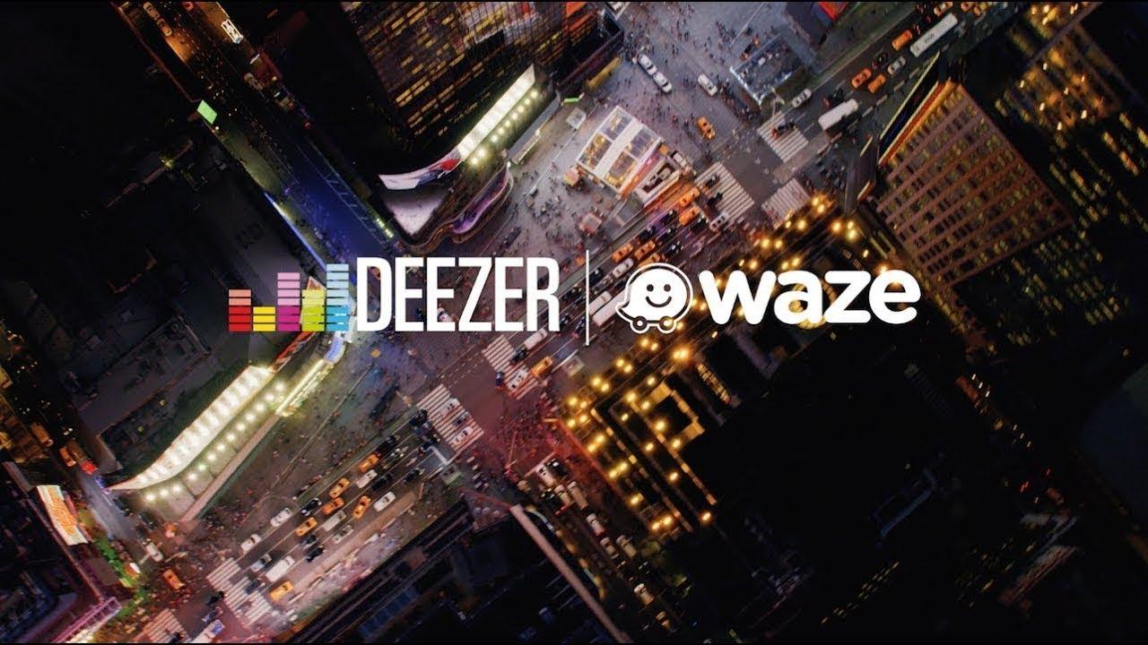 Waze – Deezer Support