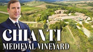 Live Tour - Luxury Vineyard in Chianti | Ref 0453 | Siena, Tuscany, Italy