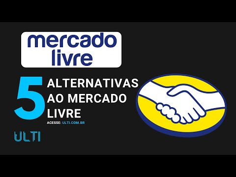5 Alternativas ao Mercado Livre
