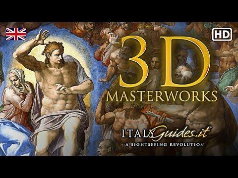 Sistine Chapel: Last Judgment by Michelangelo  3D virtual tour & documentary