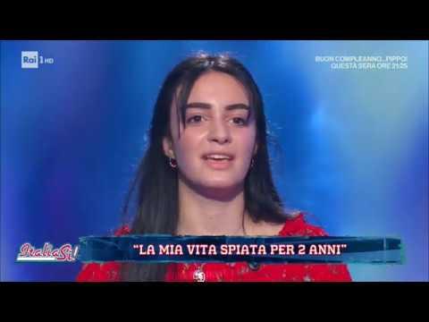 L'inquietante storia di Irene: 'Spiata per due anni dal telefono' - ItaliaSì! 06/06/2020