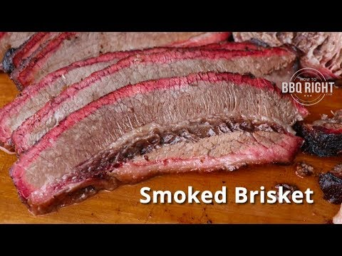 Smoked Brisket on Jambo Stick Burner