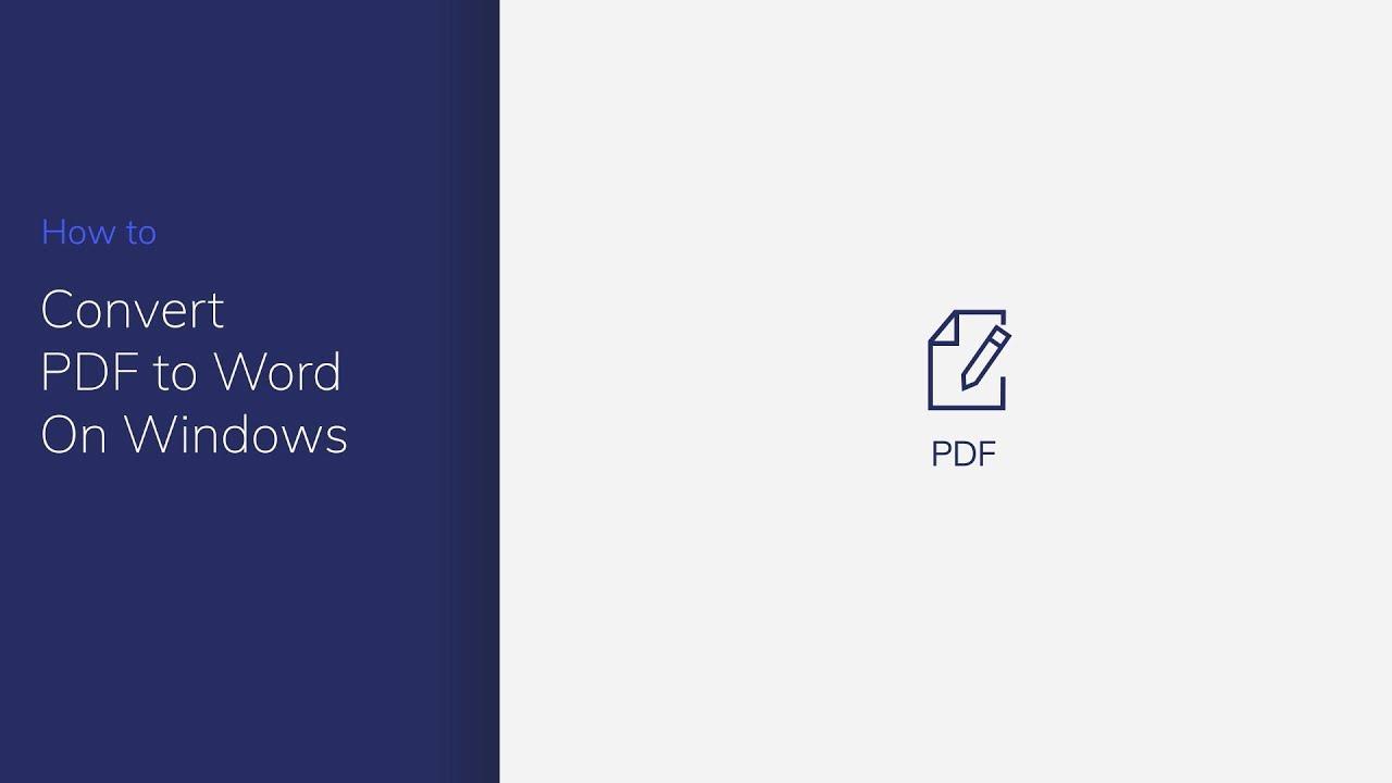 convertir pdf vers word en arabe