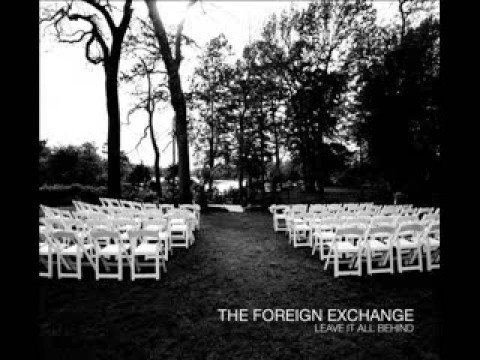 The Foreign Exchange - All Or Nothing / Coming Home To You feat. Darien Brockington