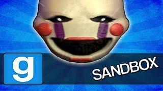 Gmod Sandbox | DIE PUPPE HASST MICH! :( [Deutsch/HD]