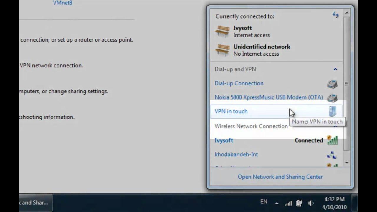 Cara setting vpn gate client