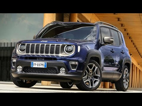 Jeep Renegade 2019 1 3 Turbo Limited Confira Power Car Youtube