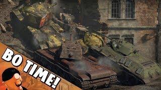 """War Thunder - KV-1 (ZiS-5) """"It Got Weird"""""""