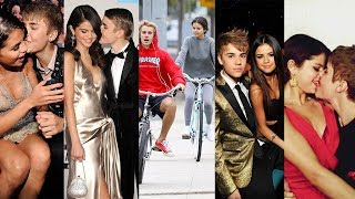 Seven years ago today, justin bieber and selena gomez started their roller coaster of a romance with first red carpet debut at the vanity fair oscars p...