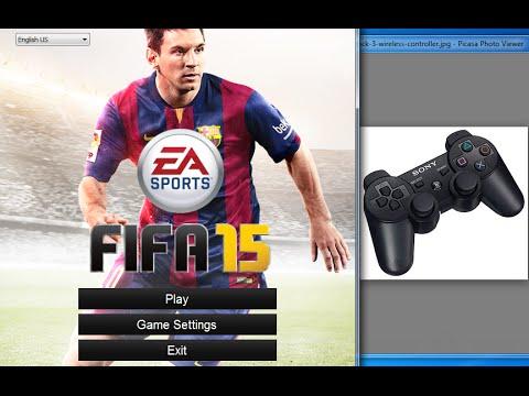 fifa 15 keyboard controls fix