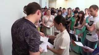 видео Порядок проведения вступительного испытания по творческому конкурсу (ВШТЭ)