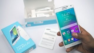 Samsung Galaxy A7 - Unboxing & Hands On