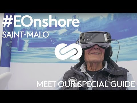 #EOnshore - Meet our special guide on the Energy Observer's Village
